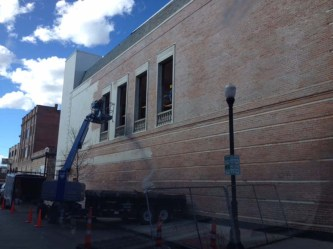 Montgomery Building renovation
